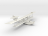"Curtiss H.12 ""Large America"" 3d printed 1:144 Curtiss H.12 in WSF"