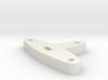 Tiller for Flap Rudder V03 1/100 3d printed