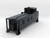 D&RGW Caboose 1400Series  3d printed