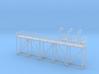 'N Scale' - Ethanol Walkway (Fill Station) 3d printed