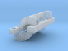 (2) GREEN 4WD WEIGHT BRACKETS  3d printed