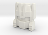 G1 Chase Face (Titans Return) 3d printed