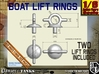 1-6 Lift Ring For Boat 3d printed