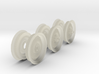 1-35 RIMS For Tire 600x16 3d printed