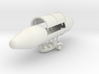 1/700 Caravel Airship (short gondola) 3d printed