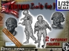 1-32 Military Zombie Set 5 3d printed
