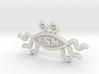 FSM - Logo - 75mm 3d printed