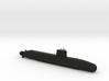 1/350 Barracuda Class Submarine 3d printed