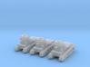1/160 Whippet tanks (3) 3d printed