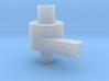 Industrieventilator V3 1:120 3d printed