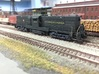 Baldwin RT-624 Center Cab N Scale 1:160  3d printed Locomotive build by Chris Broughton