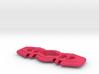 Heart spinner 3d printed