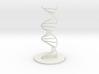 DNA Molecule Model Ladder. Sizes. 3d printed