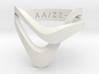 KAZE BASIC monochrome + color  3d printed
