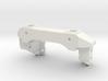 Traxxas TRX-4 Front Servo Winch Mount 3d printed