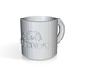 The Perfect Mug For Minecraft Players 3d printed