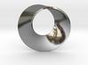 Moebius pendant 3d printed