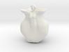 Bacchante vase 3d printed