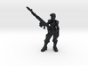 28mm SciFi Empire Guards sergeant  3d printed