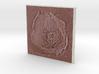 Olympus Mons, Mars, 1:10000000 3d printed