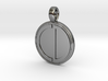 85th Infantry Custer Division pendant 3d printed