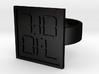 7:10 Ring 3d printed