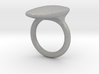 OvalRing - SIZE 10 US 3d printed