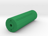 Sydex Airsoft Silencer (14mm Self-Cutting Thread) 3d printed