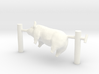 S Scale Pig On A Spit 3d printed This is a render not a picture