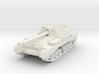 Archer tank (United Kingdom) 1/87 3d printed