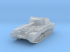Archer tank (United Kingdom) 1/144 3d printed