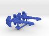 Sogna Class Heavy Battler - 1:20000 3d printed