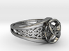 5-3 Enneper Curve Twin Ring 3d printed 5-3 Enneper Curve Twin Ring
