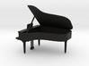 Baby Grand Piano 1:50  3d printed