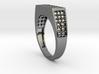 Diamond Rings 3d printed