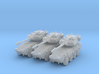 6mm B1 Centauro armored car (3) 3d printed
