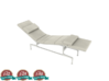 Miniature Eames Chaise - Charles & Ray Eames 3d printed Miniature Eames Chaise - Charles & Ray Eames