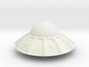 flying saucer (3cm) 3d printed