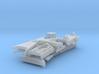 1/50 scale Krac Tile Plow 3d printed