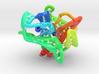 Poliovirus 3C Protease 3d printed
