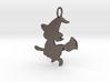 Cartoon Witch Cute Halloween Pendant Charm 3d printed