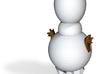 Snowman3 3d printed