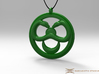 Thulsa Doom's Temple Pendant 4.5cm 3d printed Pendant cord not included