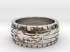 SUBARU ring size 16 mm (US 5 1/2) 3d printed