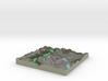 Terrafab generated model Fri Jul 07 2017 23:54:05  3d printed