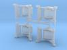 1/72 LVT(A)-5 Return Roller Supports 3d printed