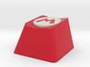 Mario Logo Cherry MX Keycap 3d printed