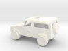 Landrover SMALL 3d printed