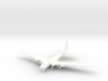 XB-19 w/Gear (FUD) 3d printed