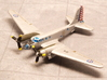 Douglas B-23 Dragon (Pair) 1/285 6mm 3d printed Douglas B-23 Dragon (landed) in early war USAAC colors